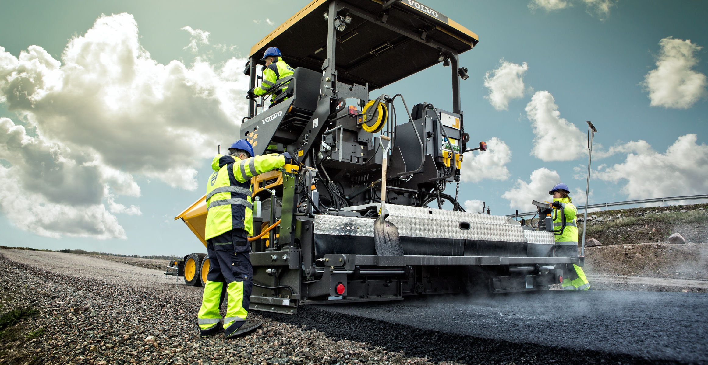 Lovely Screeds Manual   ABG High Compaction Screed   Volvo Construction Equipment