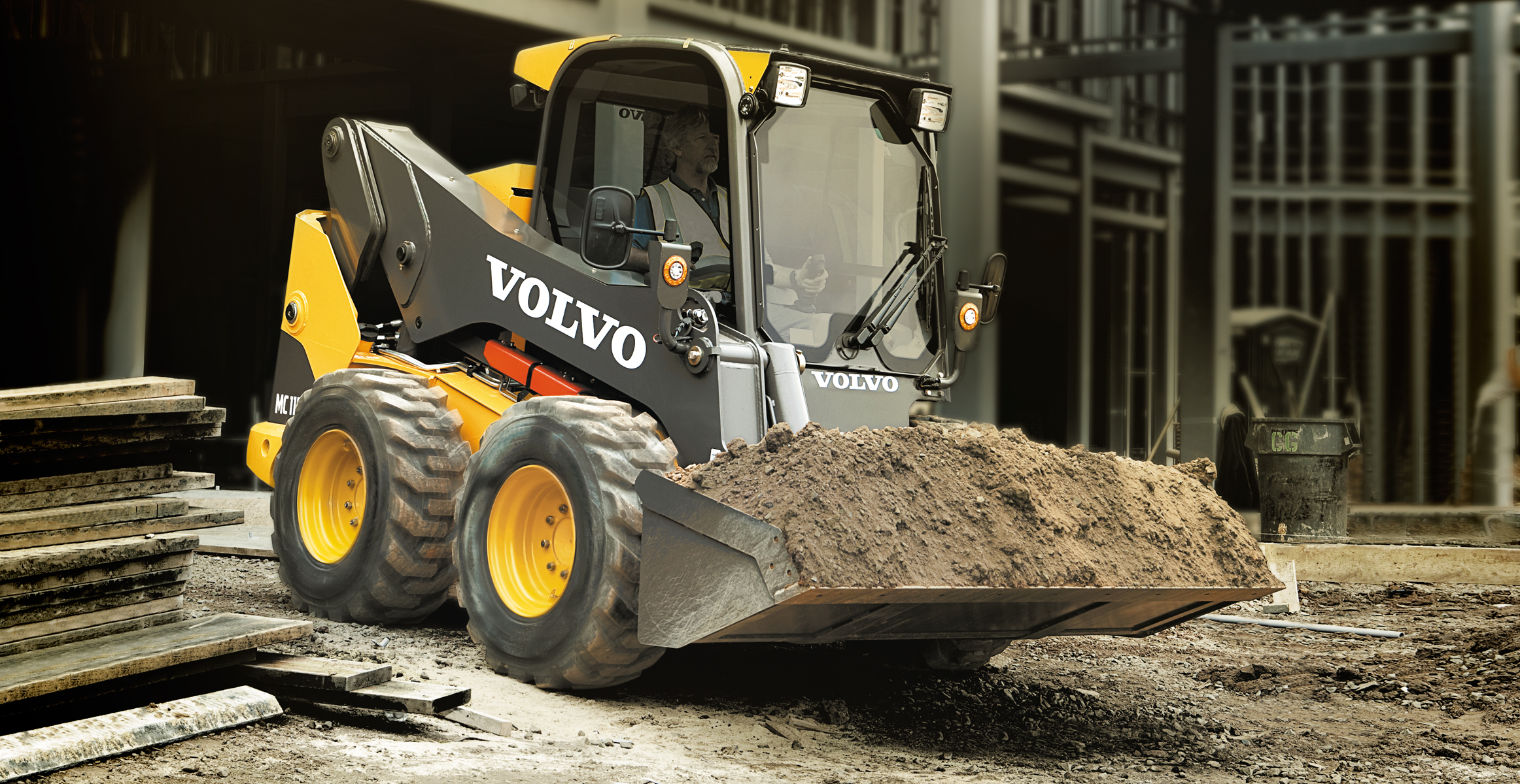 Skid Steer Attachments - Skid Steer Loaders - Volvo Construction Equipment