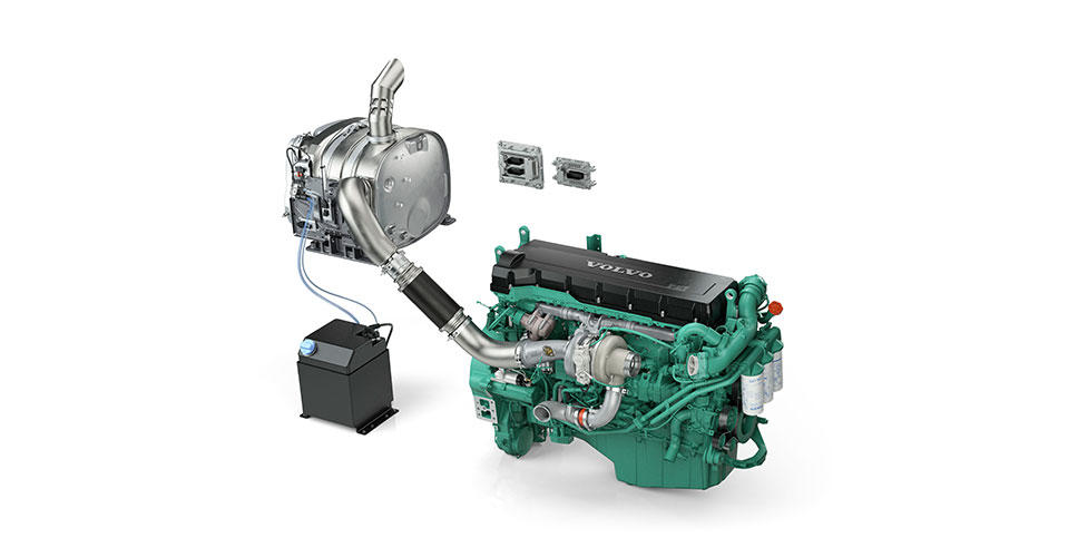 Volvo CE launches highly-anticipated Tier 4 Final/Stage IV engine technology