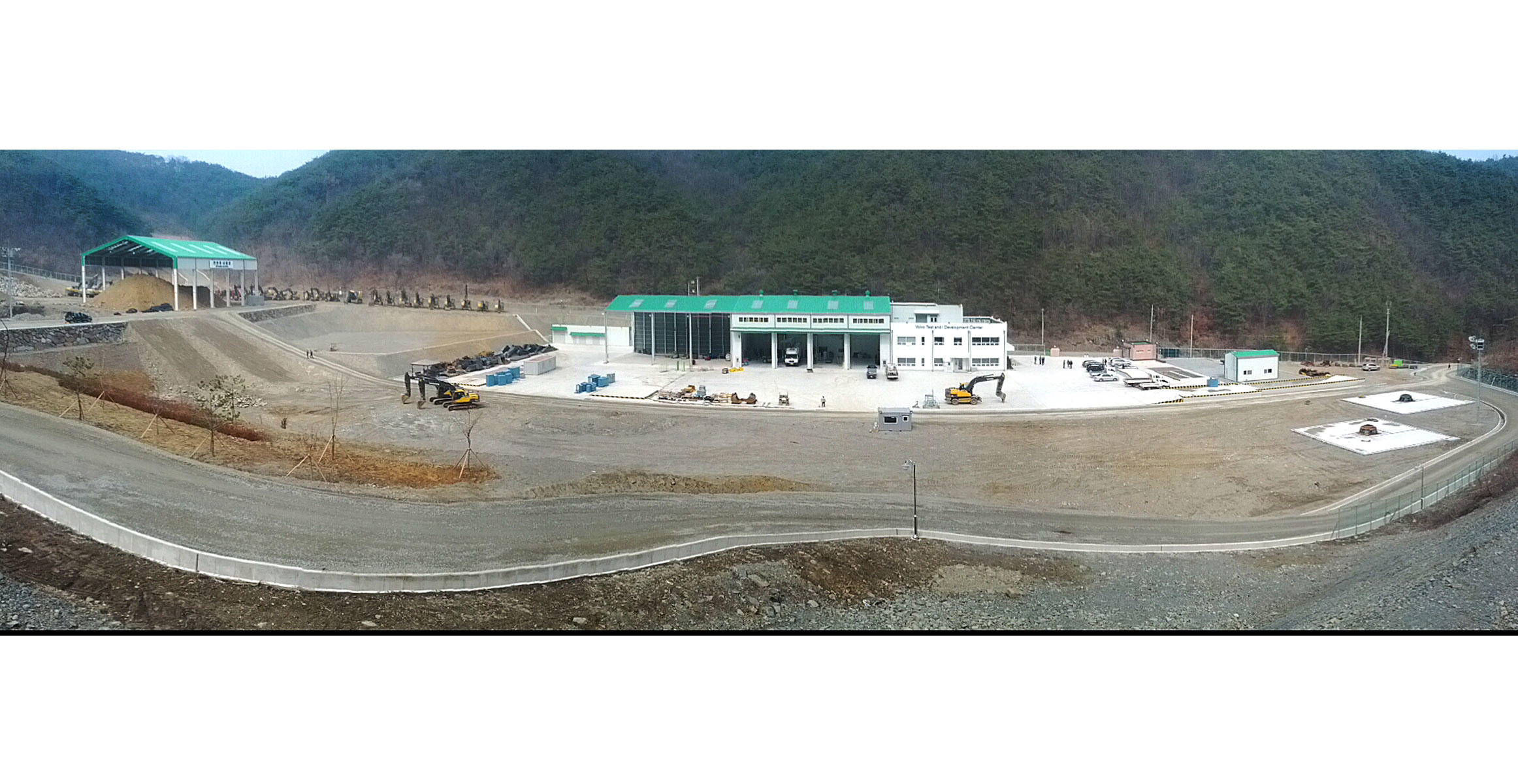 Volvo CE opens test and development center in South Korea