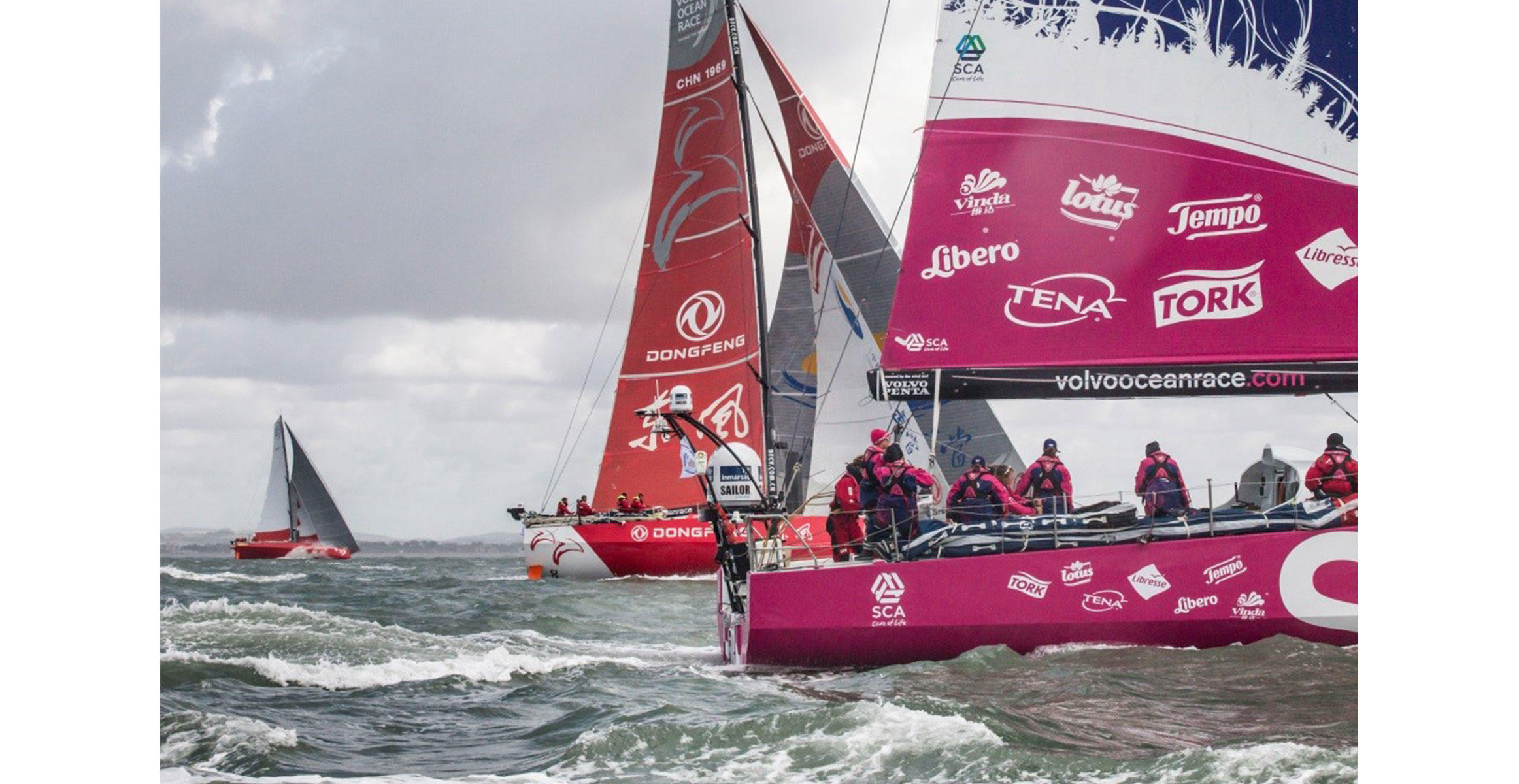 Volvo Ocean Race 2014/15: A race around the world