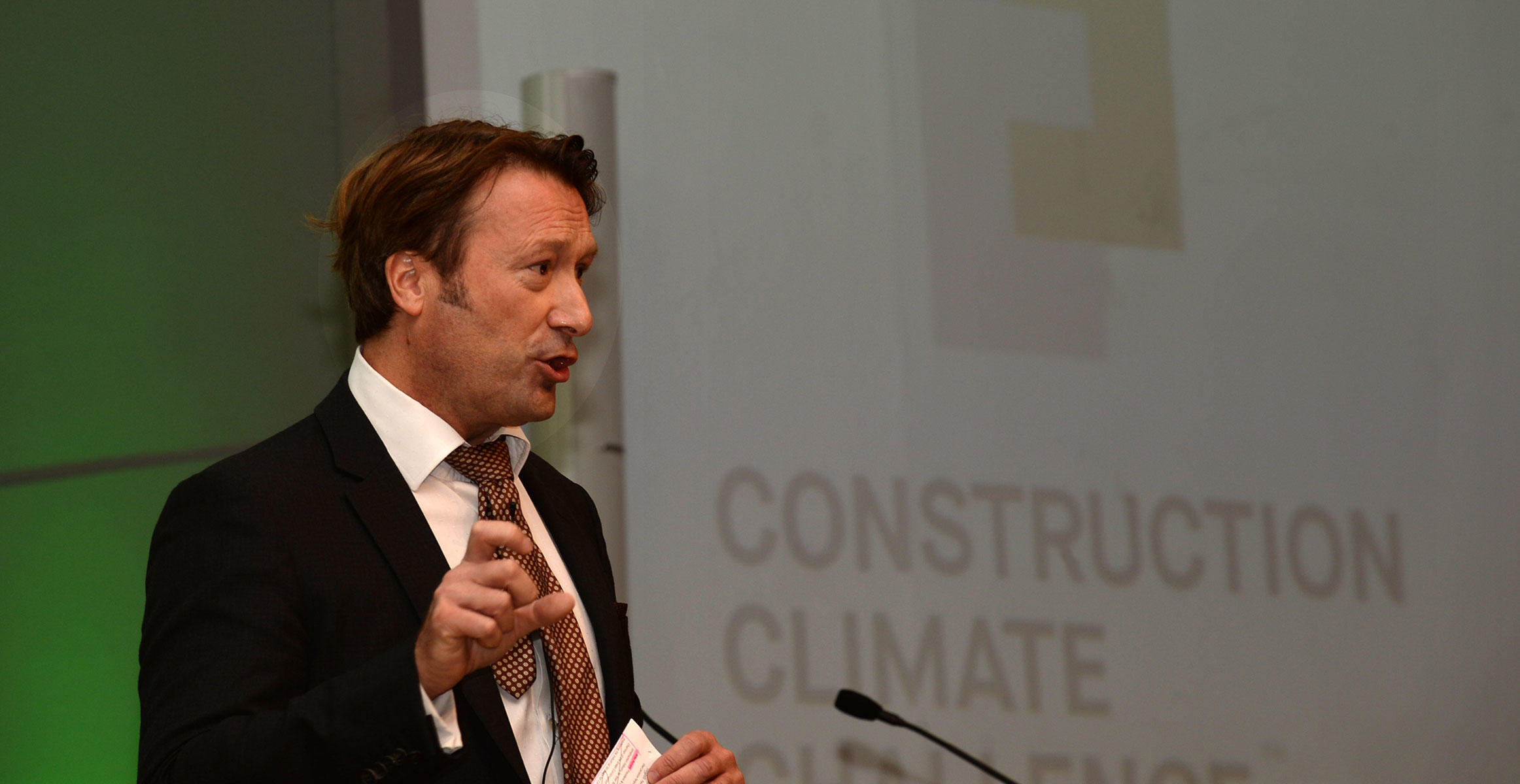 Climate seminar asserts cost saving potential of carbon reduction on infrastructure construction