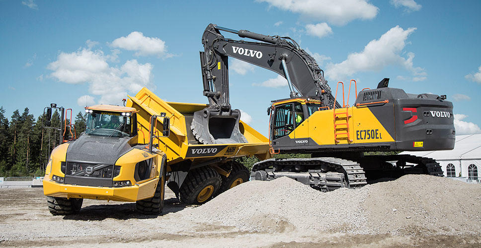 Volvo CE commemorates 50 years of hauler innovation in style
