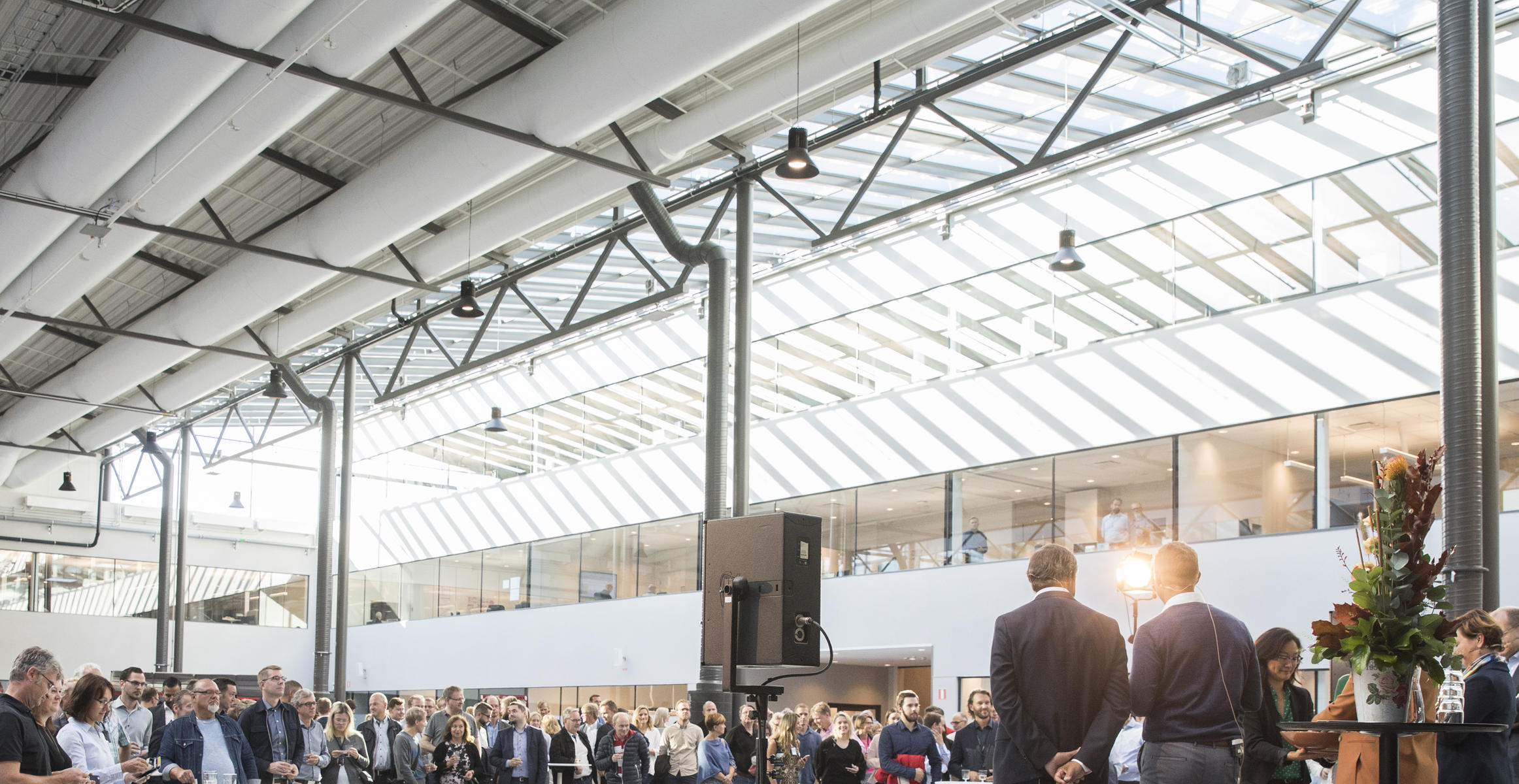 Volvo CE inaugurates new HQ