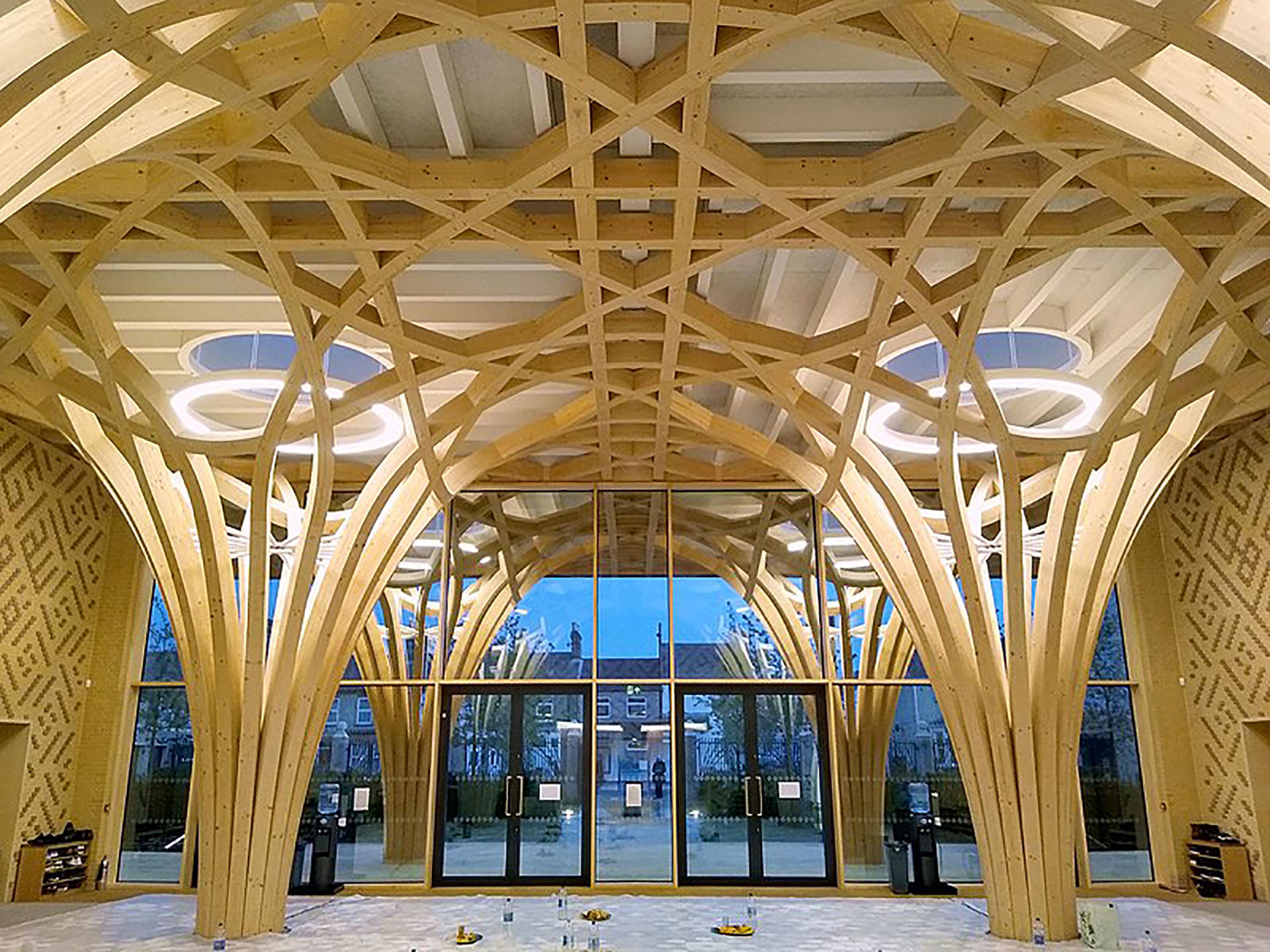 Volvo CE - Press release - Five of the worlds most inspiring green buildings