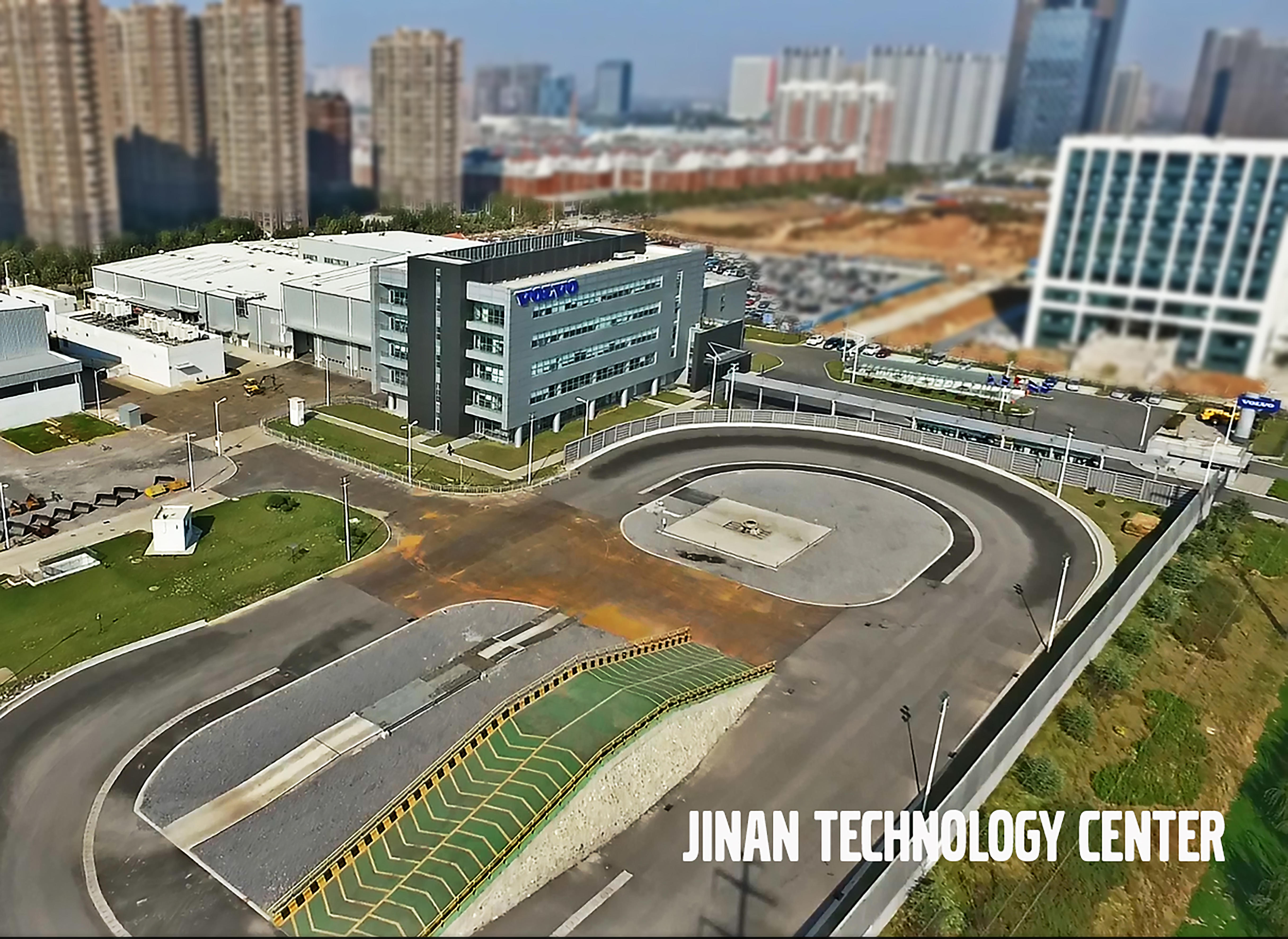 Volvo CE - News & Events - Trois étapes pour rester en tête à l'ère de l'innovation en Chine - 02