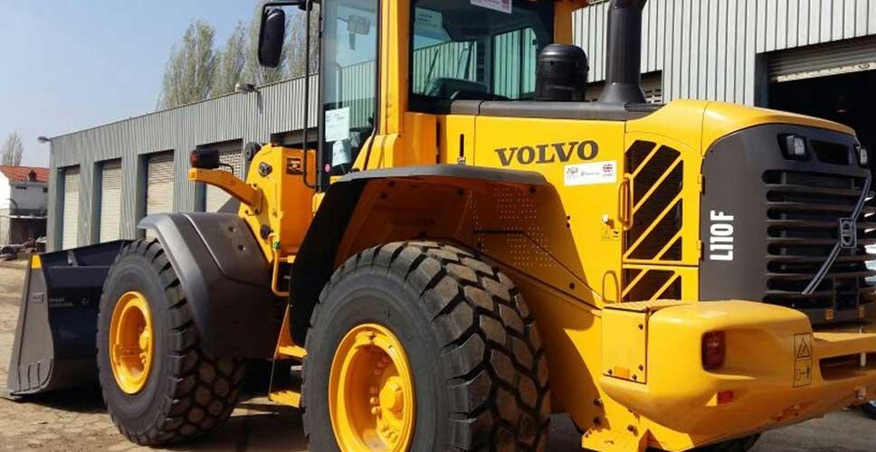 Volvo helps tidy up Lebanese waste muddle