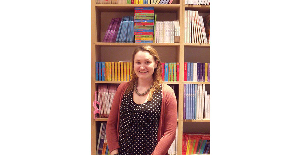 Sarah Creese, managing editor at Make Believe Ideas