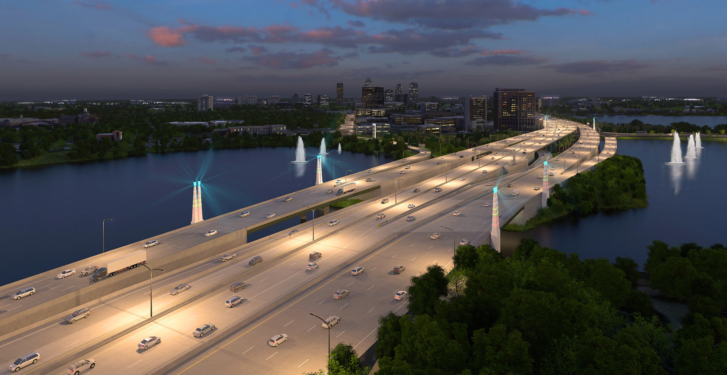 Infrastructure Engineering Florida : Reconstructing the i