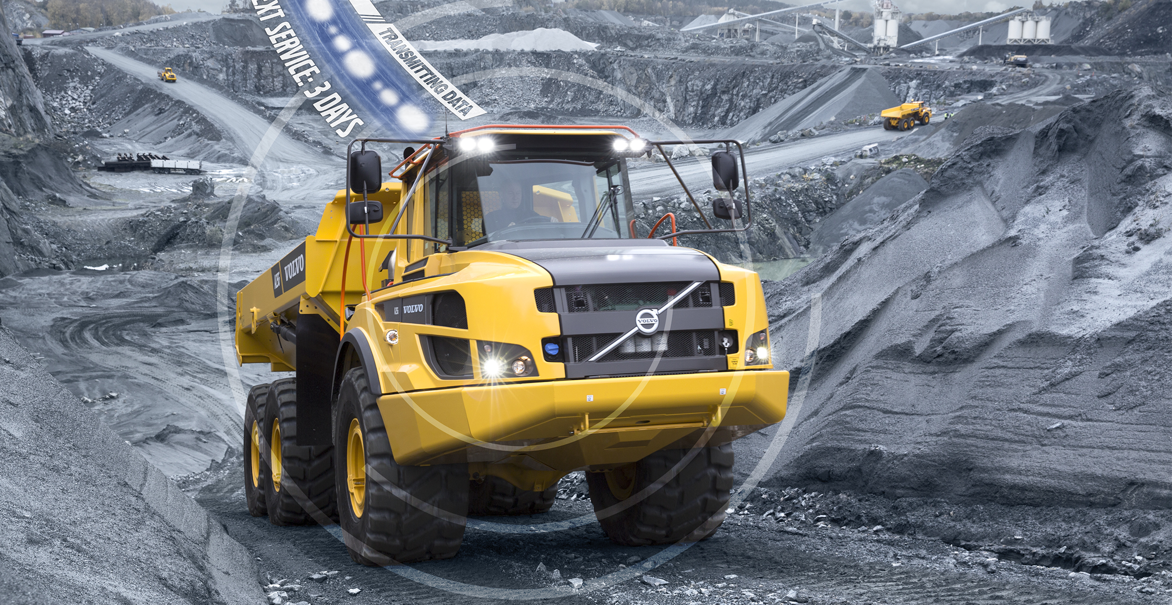 A25G | Articulated Haulers | Media gallery | Volvo Construction Equipment