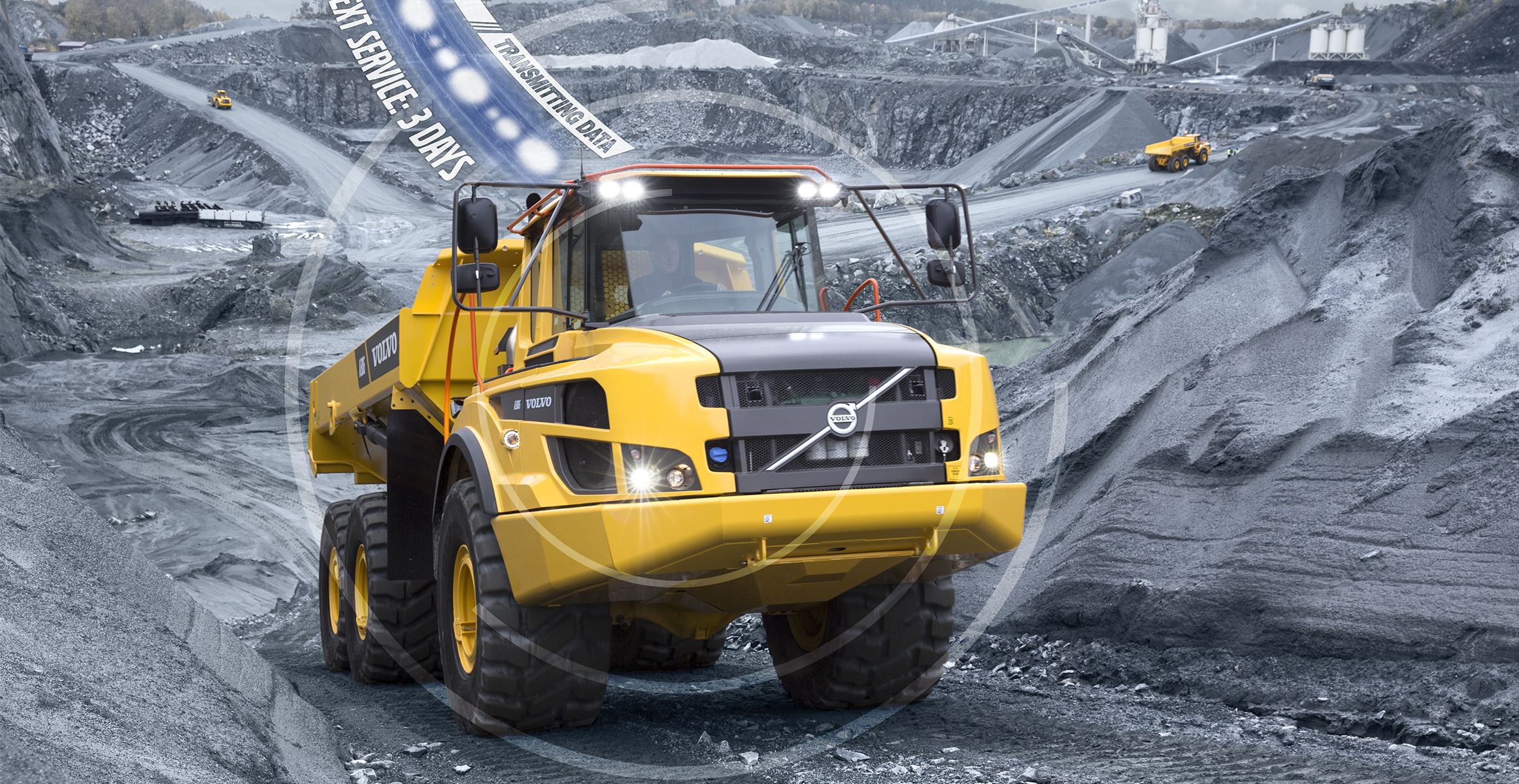 A30G | Articulated Haulers | Media gallery | Volvo Construction Equipment