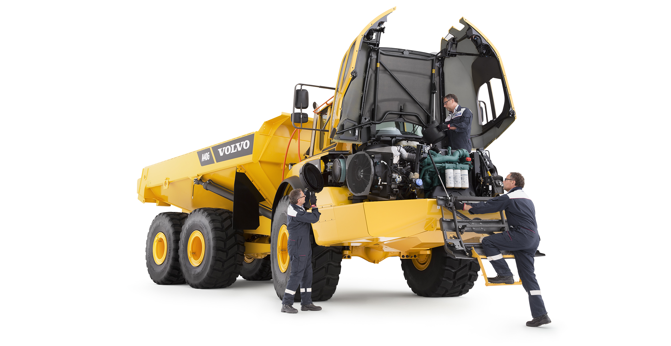 A40G | Articulated Haulers | Media gallery | Volvo Construction Equipment