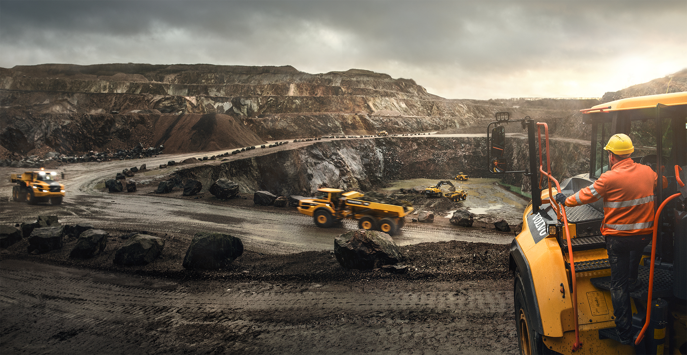 A60H | Articulated Haulers | Media gallery | Volvo Construction Equipment