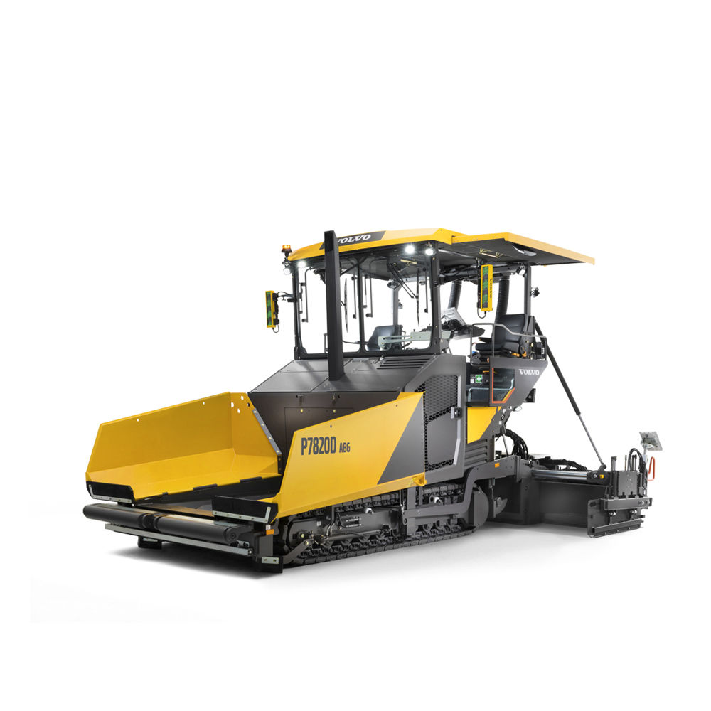 Asphalt Pavers & Paving Equipment - Blaw Knox & Volvo Construction