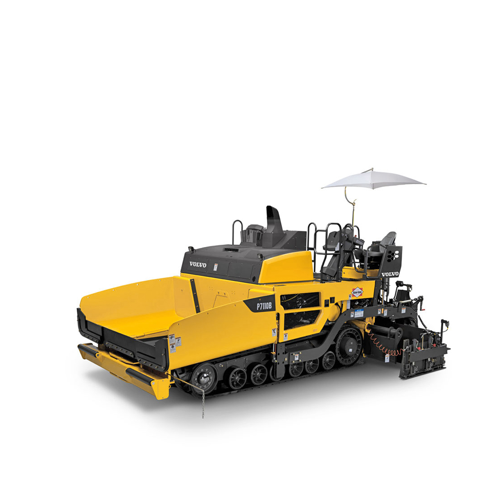P7110B | Blaw-Knox Tracked Pavers | Overview | Volvo Construction Equipment