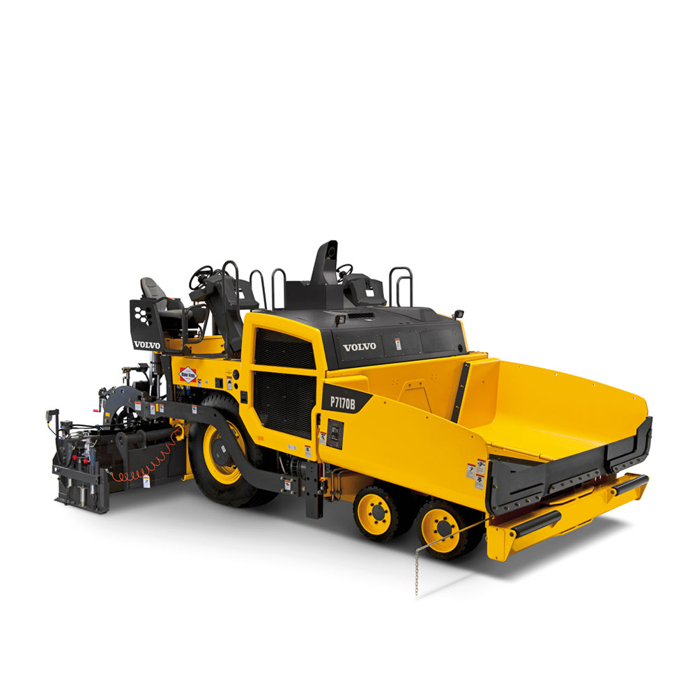 P7170B | Blaw-Knox Wheeled Pavers | Overview | Volvo Construction Equipment