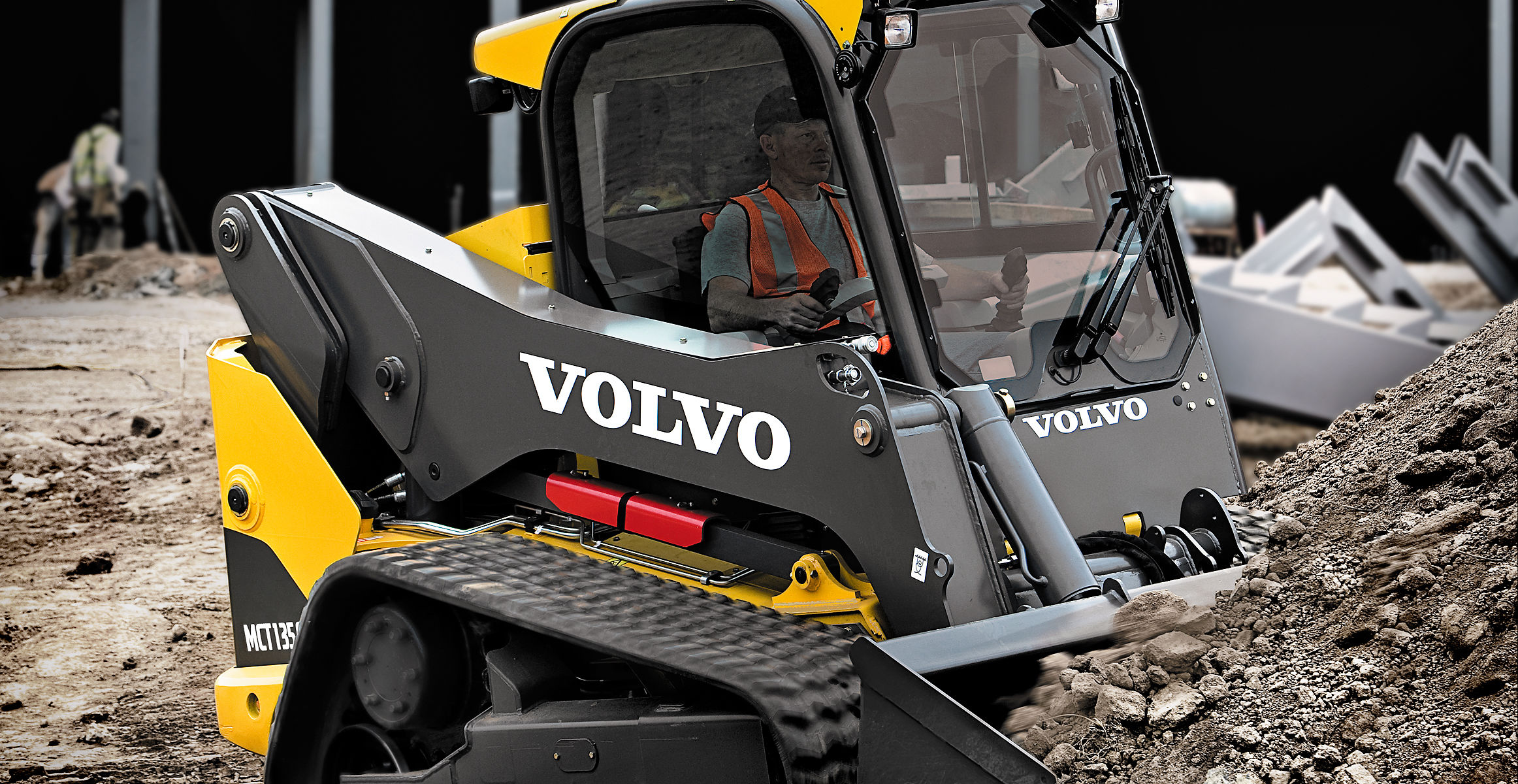 Volvo Skid Steer >> Compact Track Loaders Volvo Construction Equipment Global