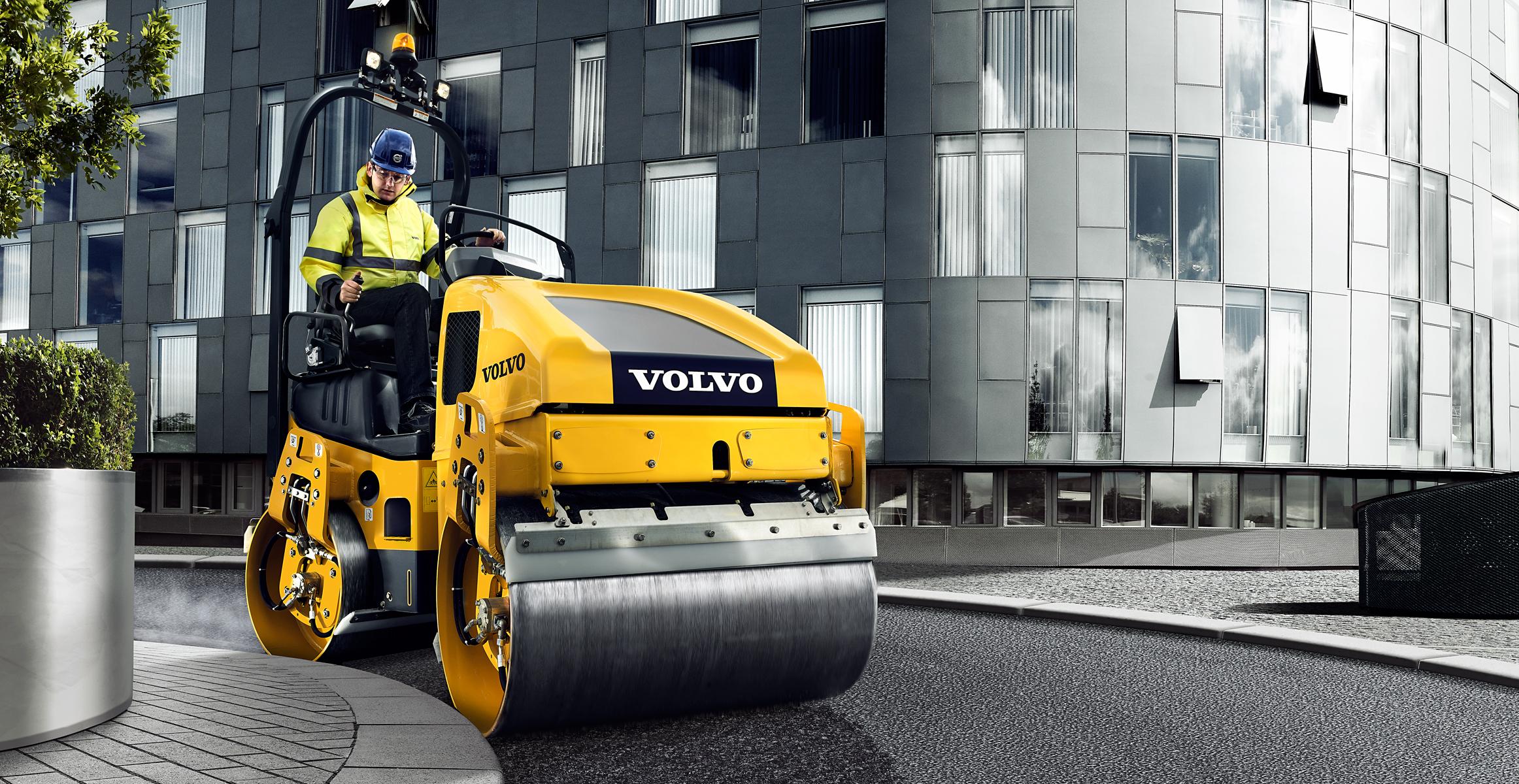 Asphalt Compactors | Volvo Construction Equipment Global