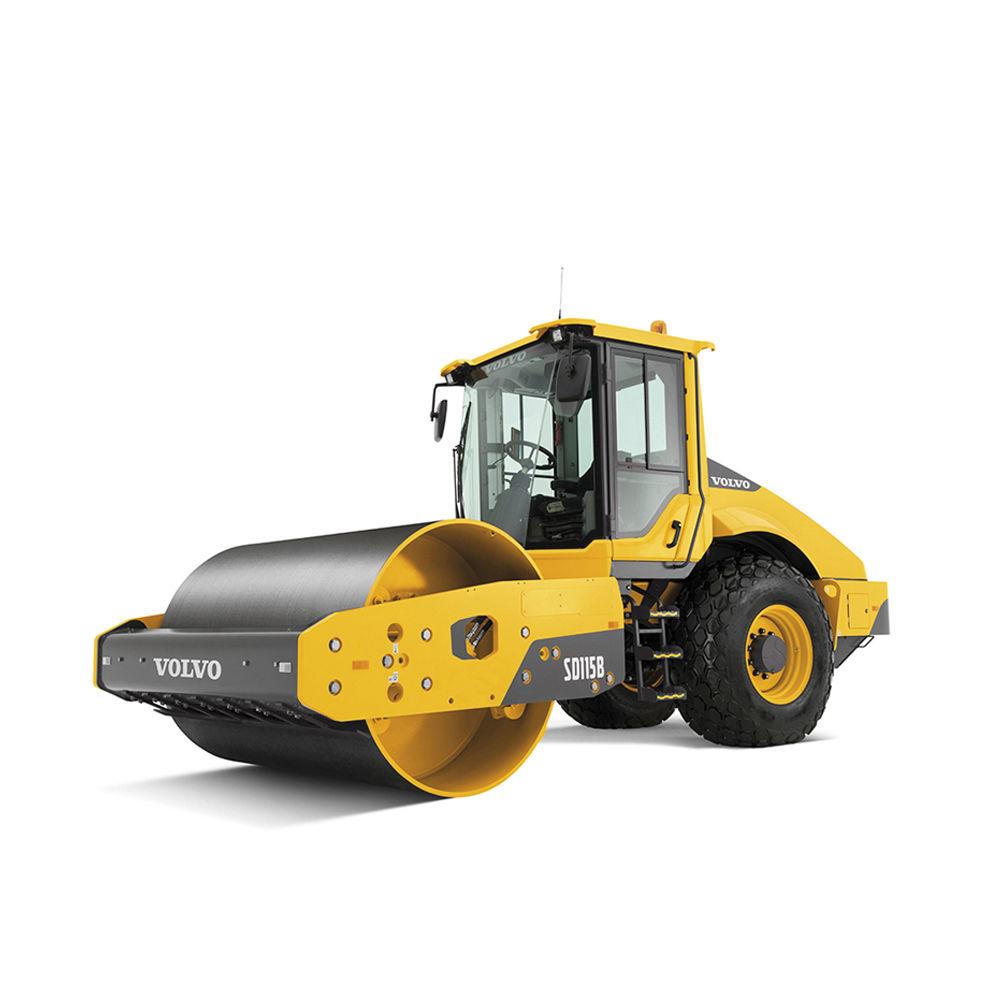 sd115b | soil compactors | overview | volvo construction equipment