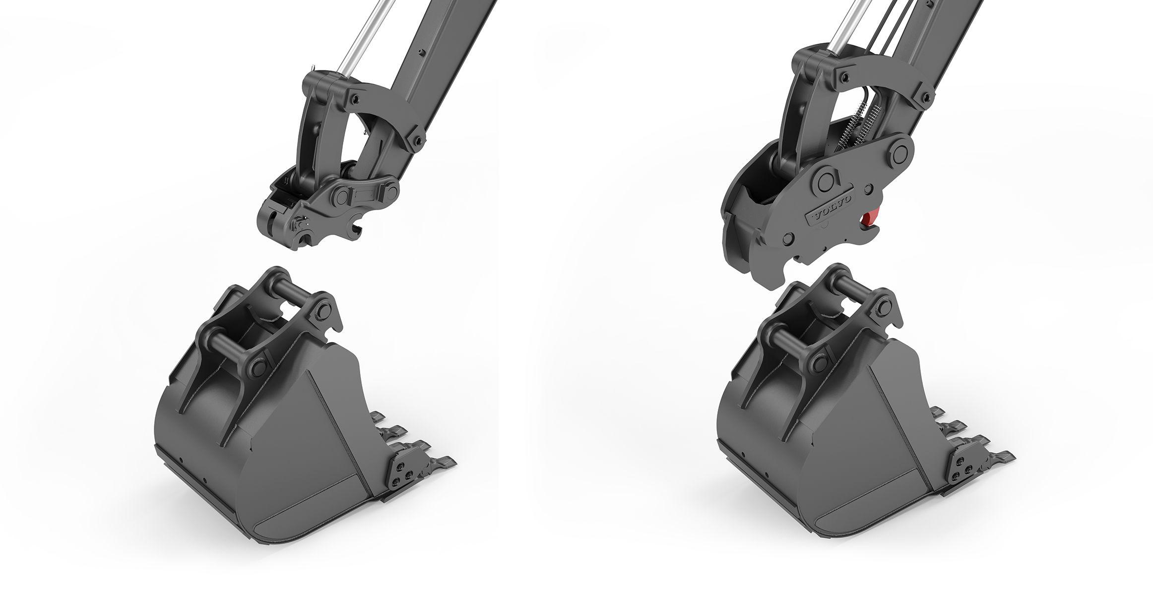 ECR88D | Excavators | Overview | Volvo Construction Equipment
