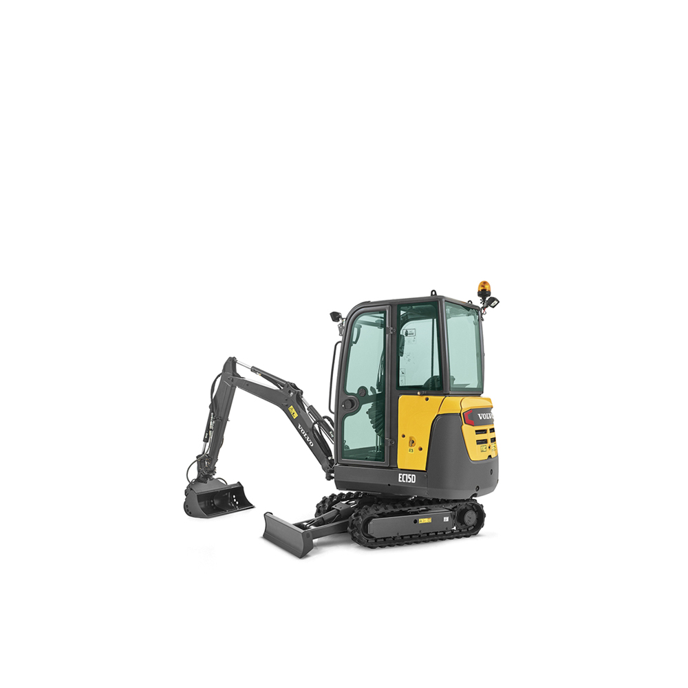 Construction Equipment Volvo Wiring Diagrams Ec15d Compact Excavators Overview