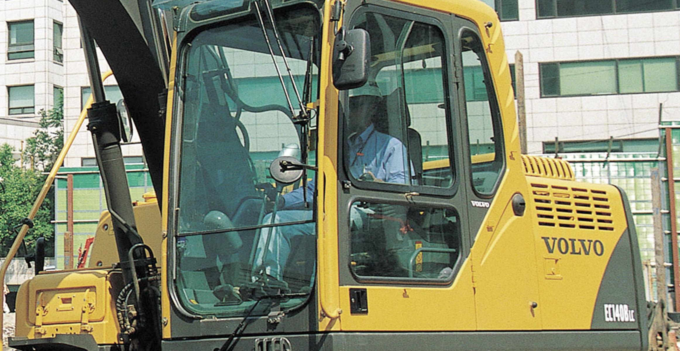 EC140B Prime   Excavators   Overview   Volvo Construction Equipment