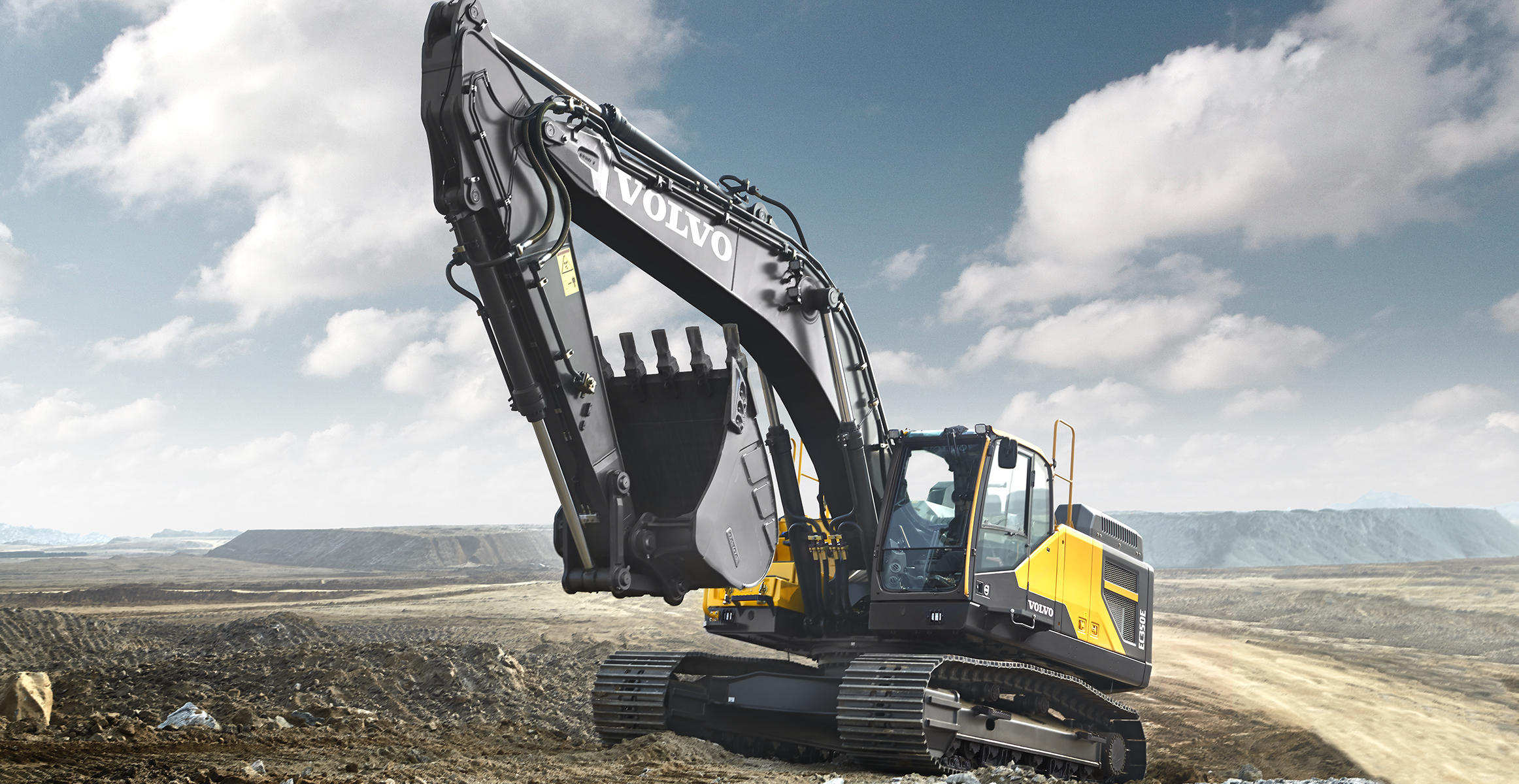 EC350E   Crawler Excavators   Media gallery   Volvo Construction Equipment