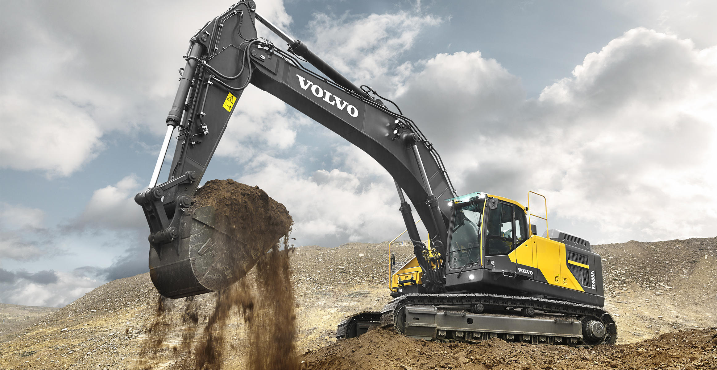 Crawler Excavators | Volvo Construction Equipment Global