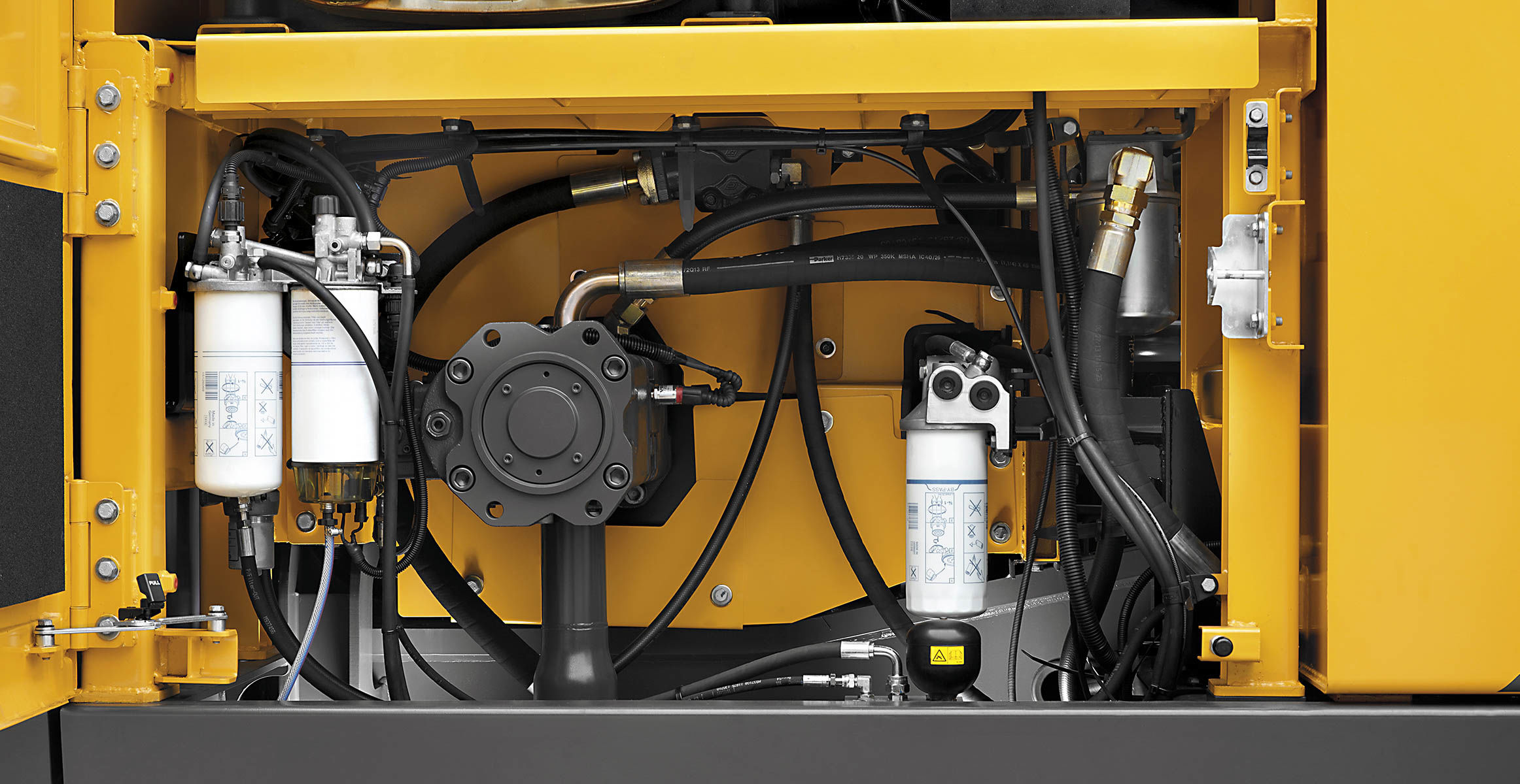 EC380E | Excavators | Overview | Volvo Construction Equipment
