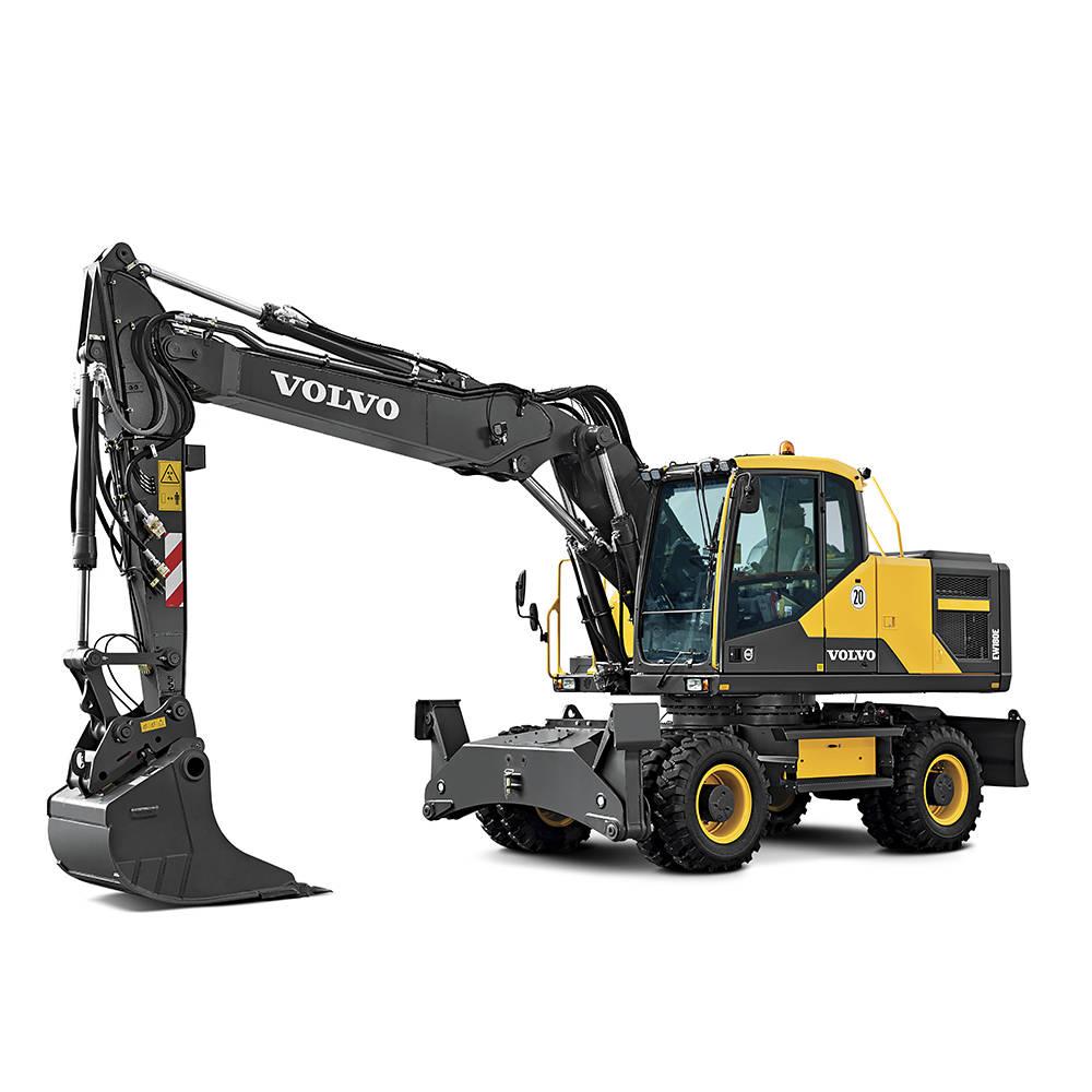 Excavators Compact Excavators Wheeled Excavators Crawler
