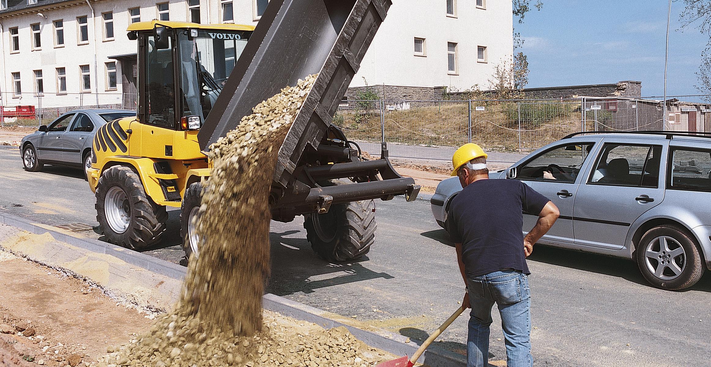 volvo l35b compact wheel loader service repair manual