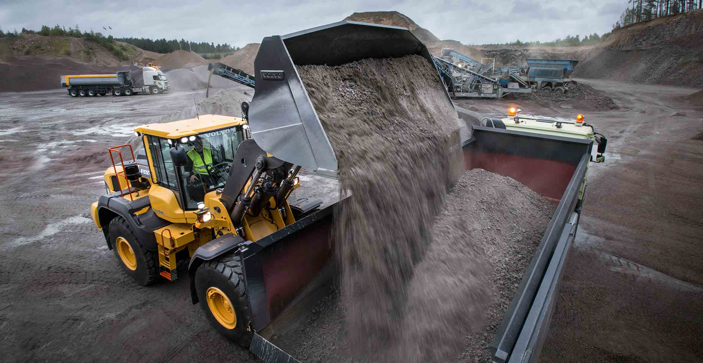 L120H | Large Wheel Loaders | Media gallery | Volvo Construction Equipment