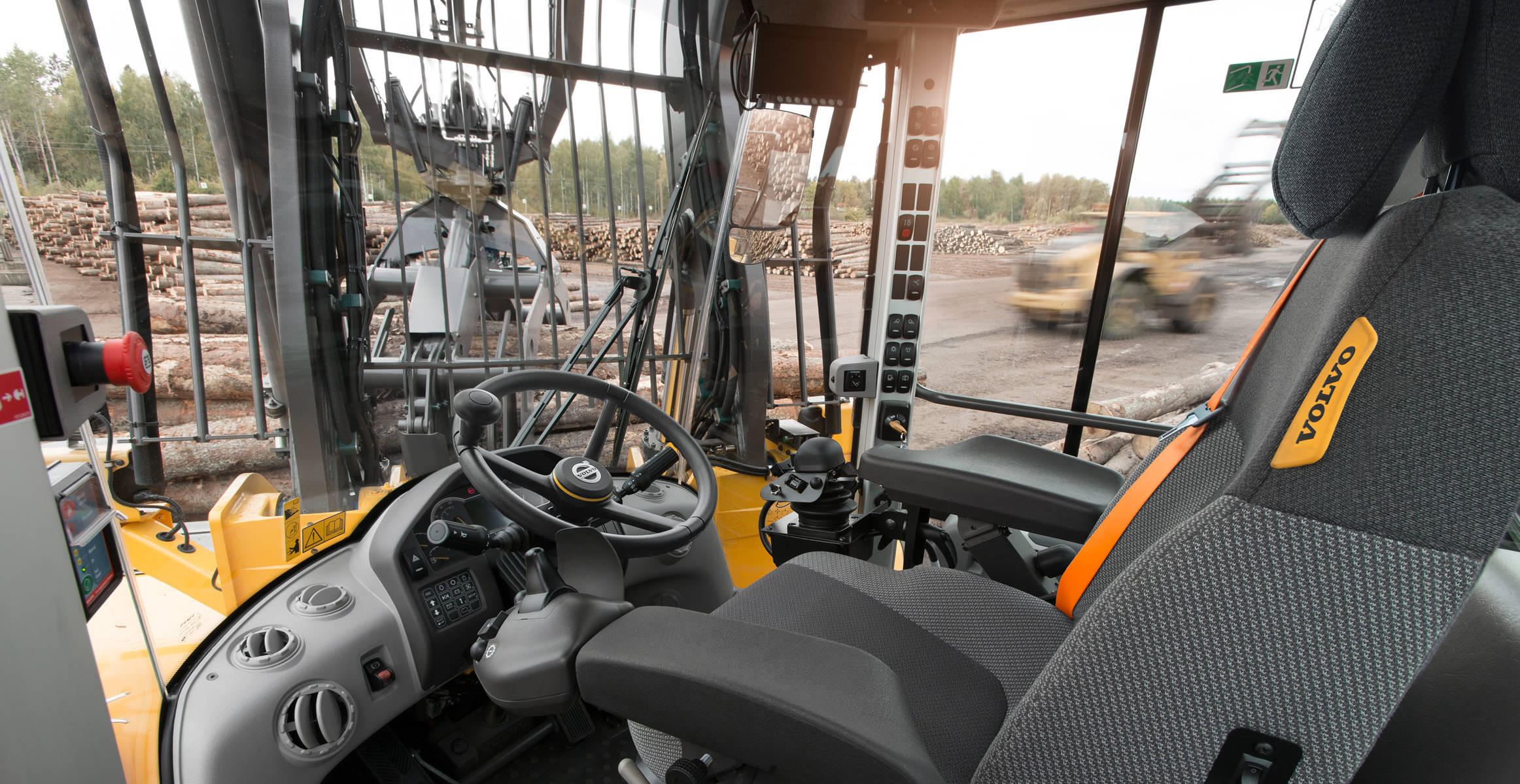 L180H High-Lift | Large Wheel Loaders | Media gallery | Volvo Construction Equipment