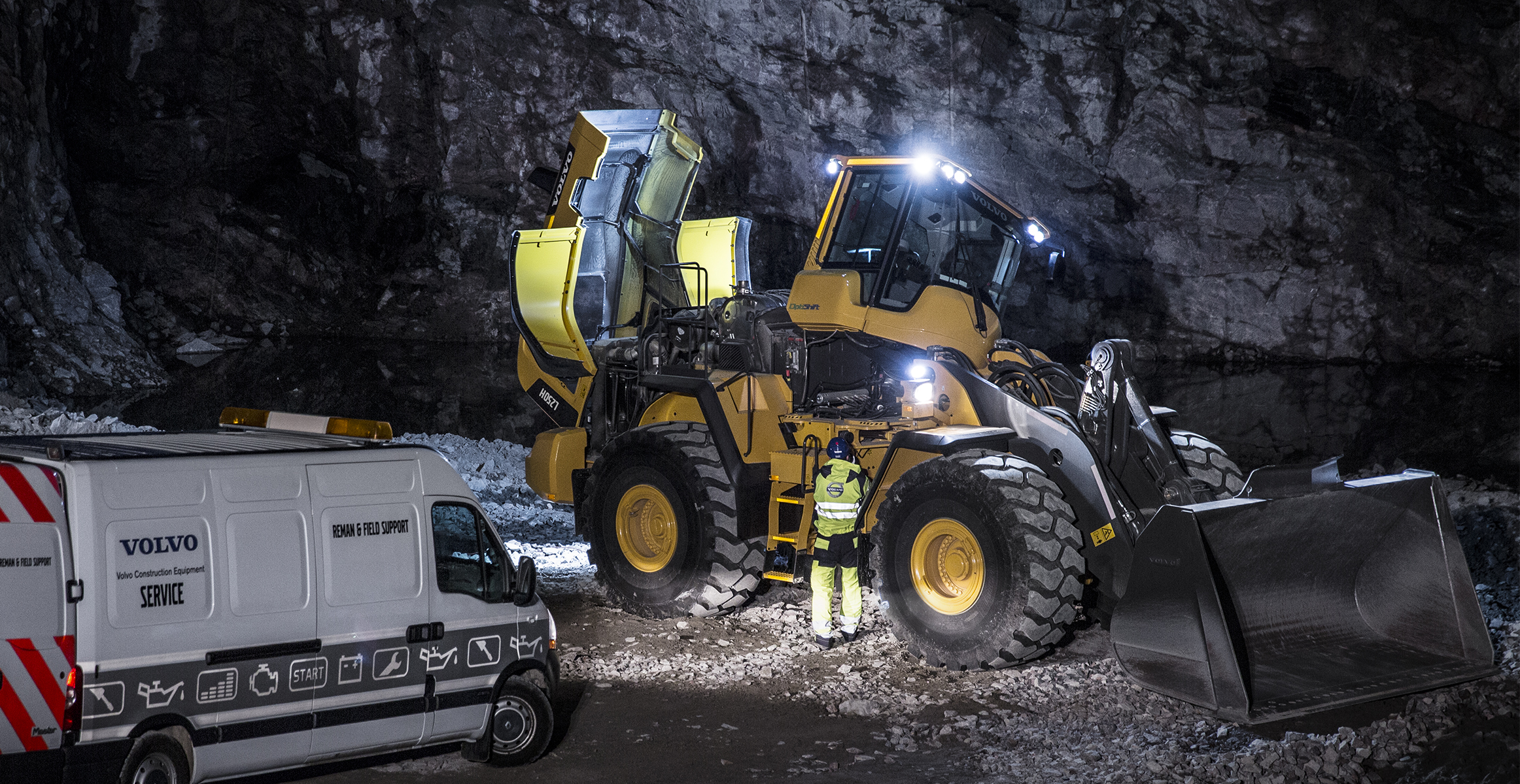 L250H | Large Wheel Loaders | Media gallery | Volvo Construction Equipment