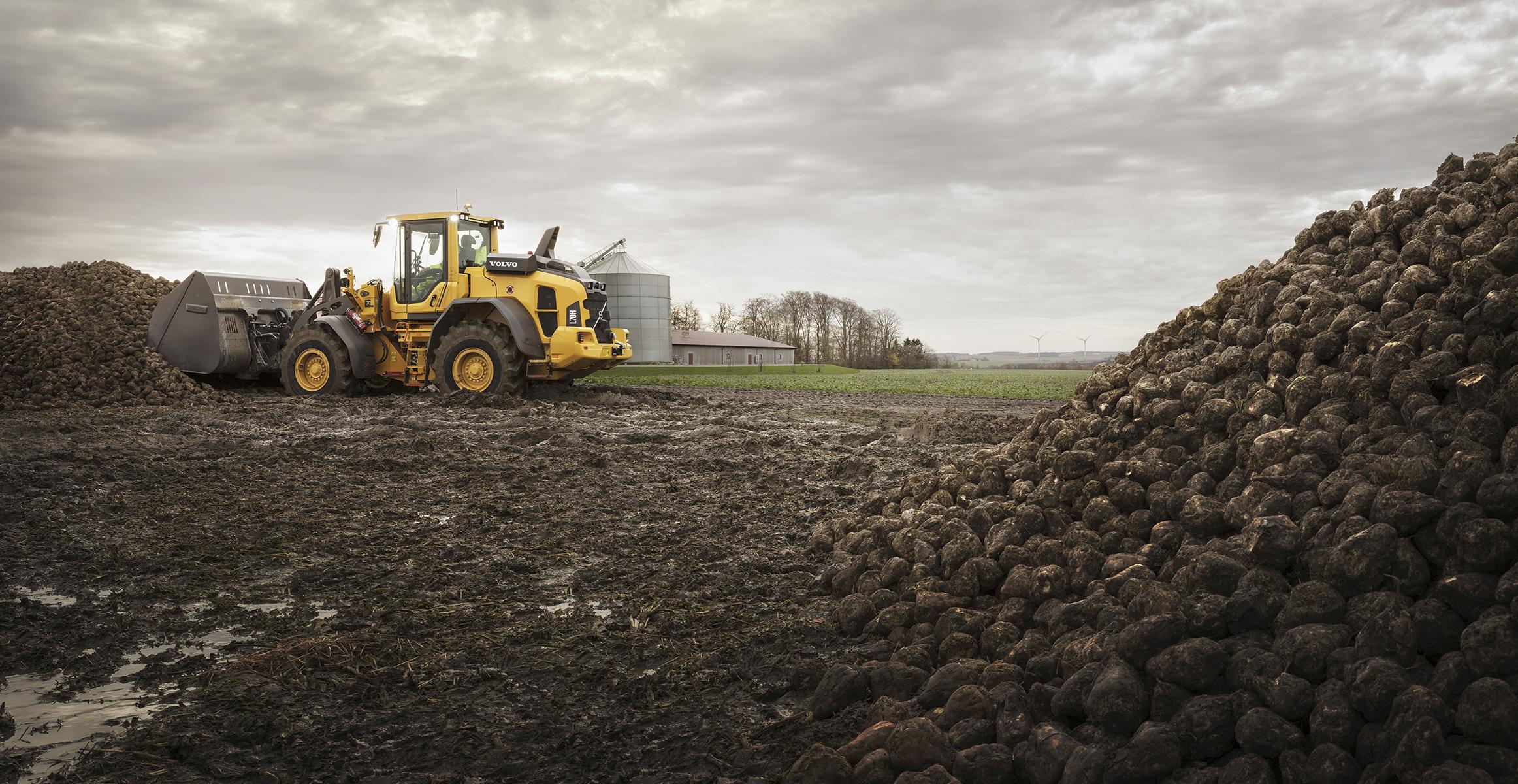 L70h Radlader überblick Volvo Construction Equipment
