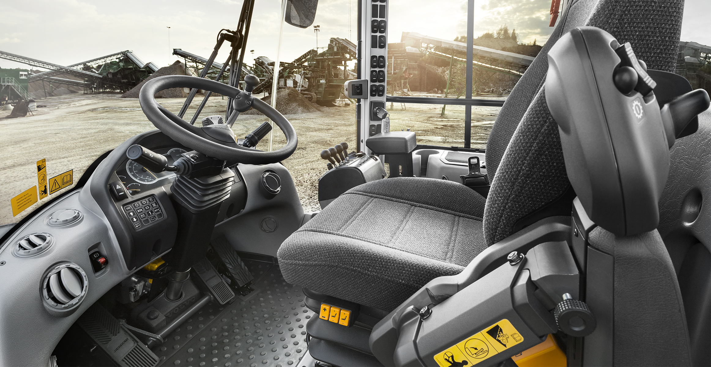 L90H | Large Wheel Loaders | Media gallery | Volvo Construction Equipment