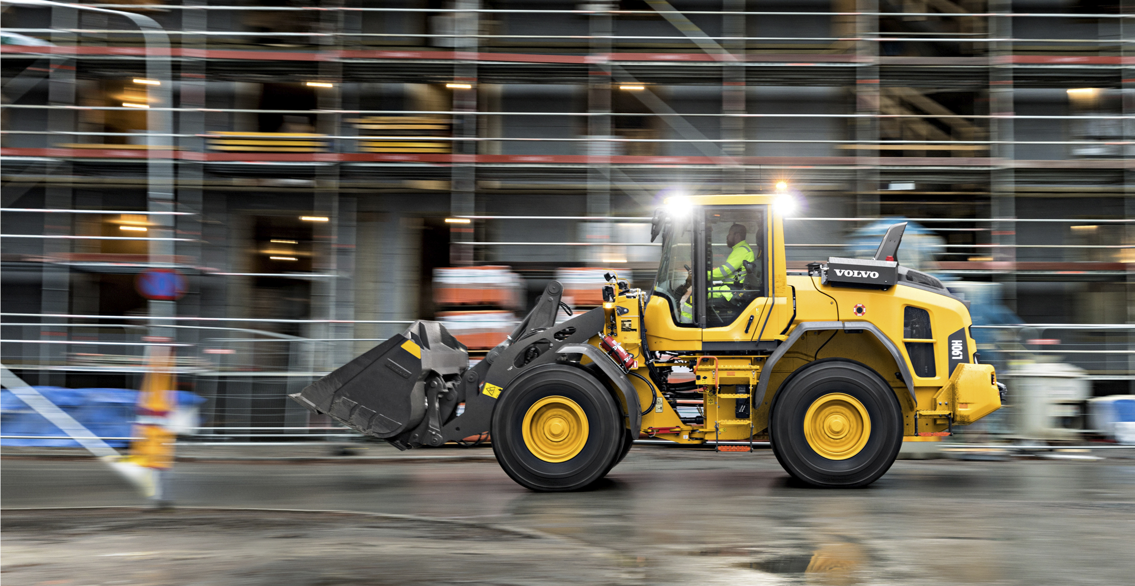 L70h Wheel Loaders Overview Volvo Construction Equipment