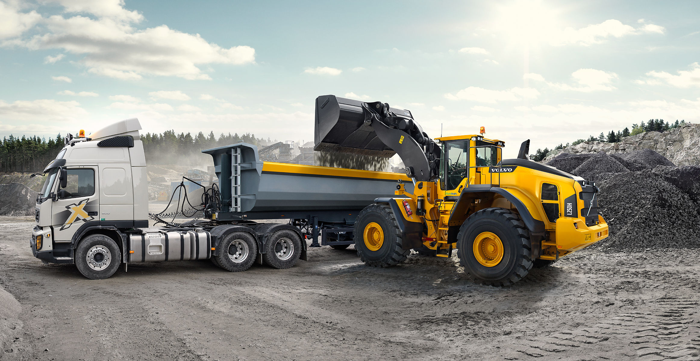 Superior Quality Products Volvo Construction Equipment