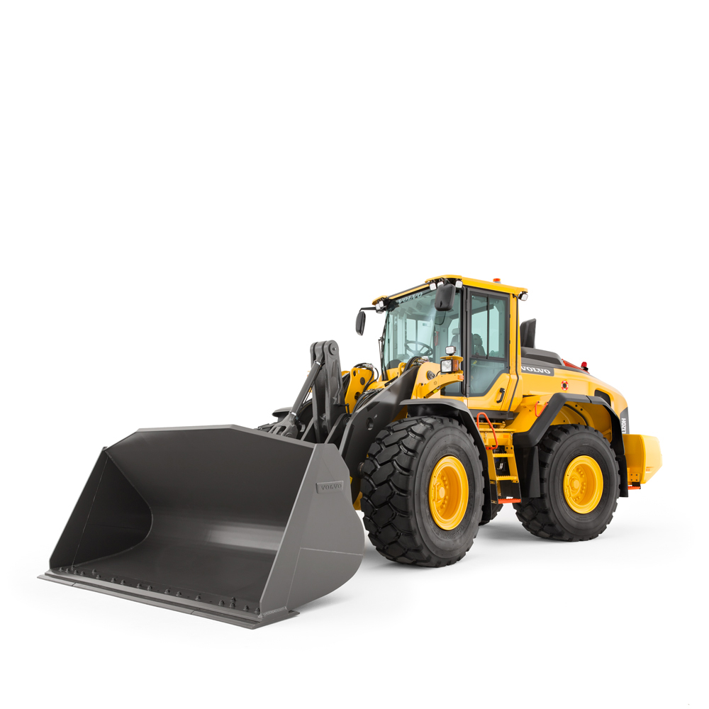L120H | Wheel Loaders | Overview | Volvo Construction Equipment