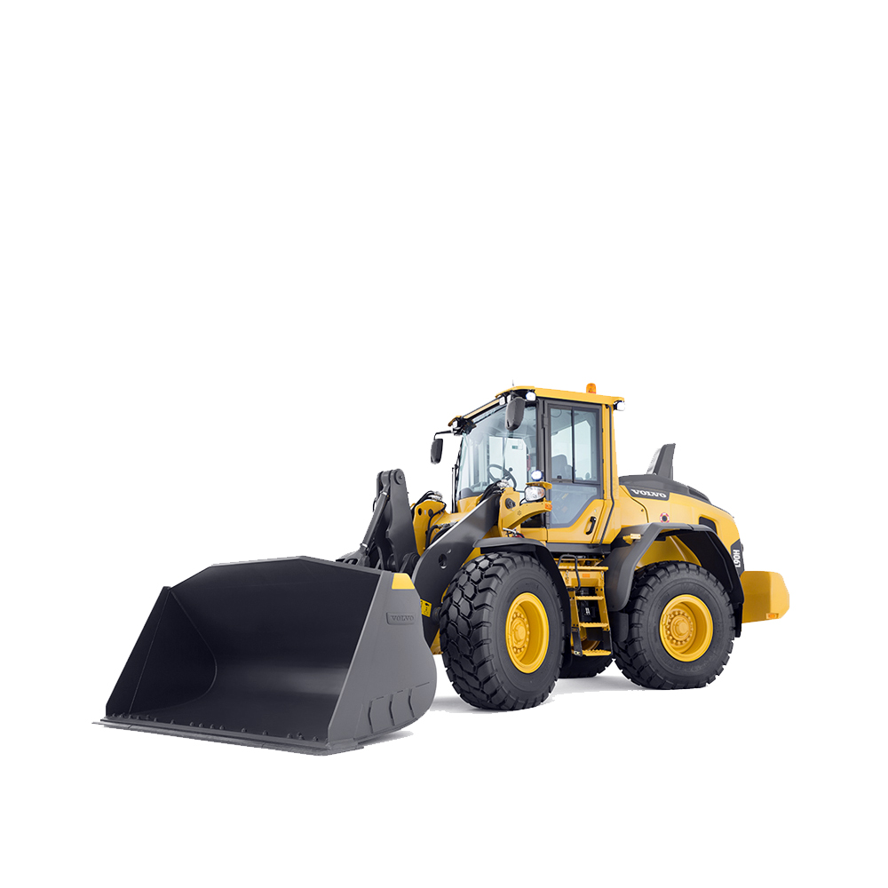 l90h large wheel loaders overview volvo construction equipment