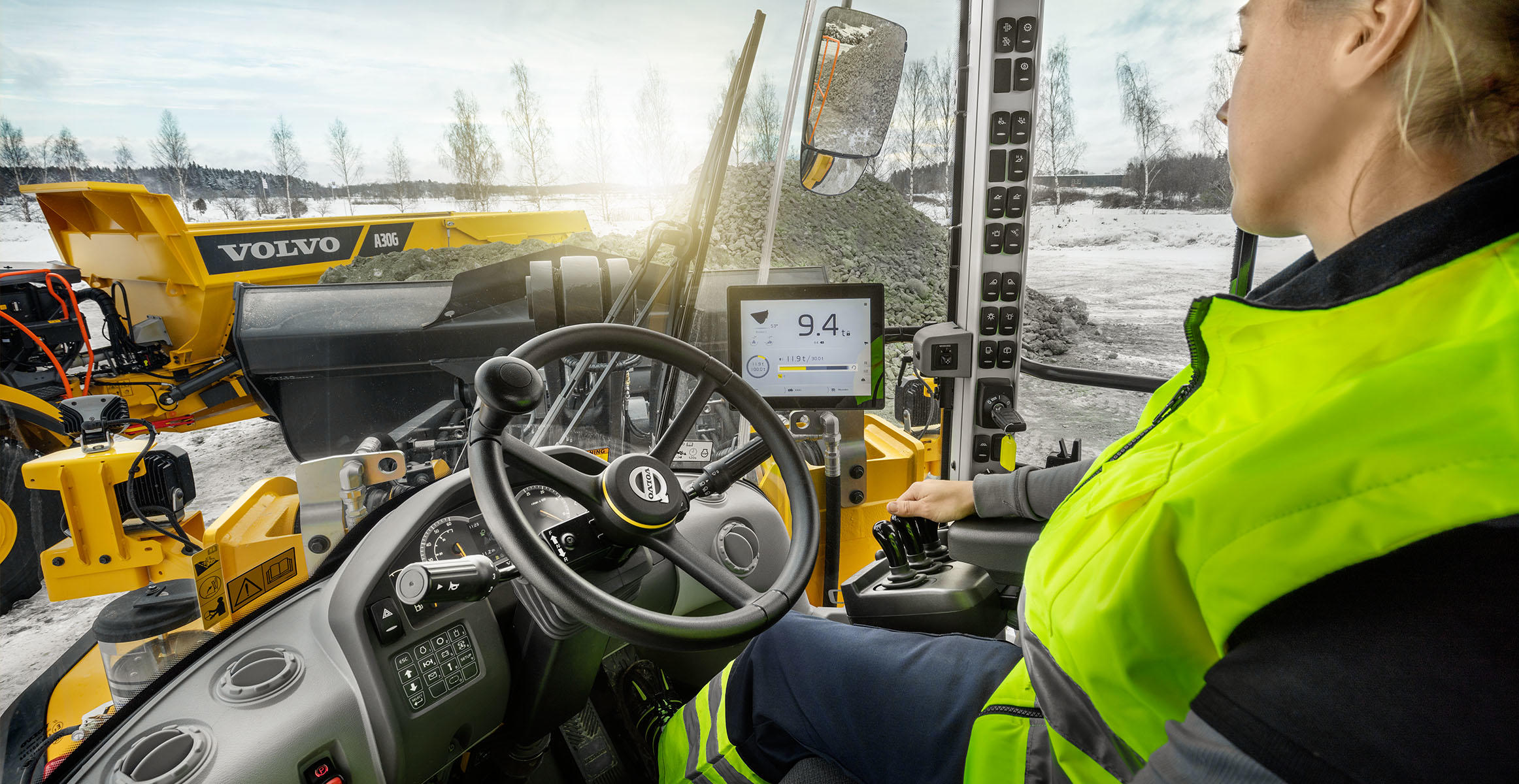 Volvo Services Load Assist