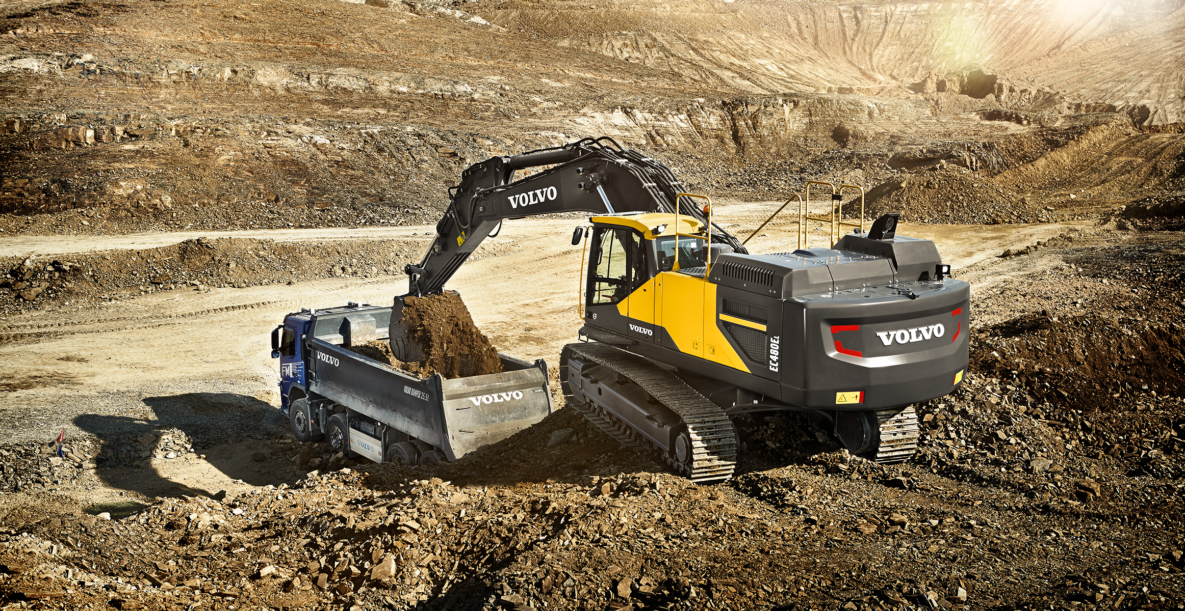 Excavator Operator Tips - Minimize Wear and Tear - Volvo ...