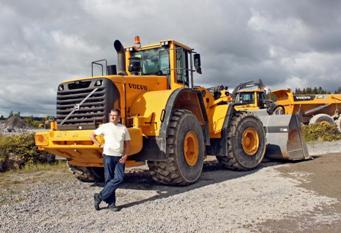 Taking the stress out of front end loader operation