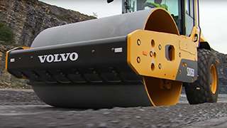 Volvo B-series soil compactors: the power to perform