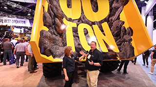 Volvo CE Products at CONEXPO