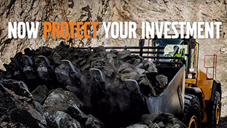 Protect Your Investment with VolvoCE Filter & Lubricants
