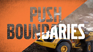 Together We Will Push Boundaries – CONEXPO 2017 – Volvo Construction Equipment