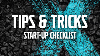 Tips & Tricks with Crawler Excavators: Start-Up Checklist