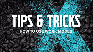 Tips & Tricks with Crawler Excavators: How to Use Work Modes