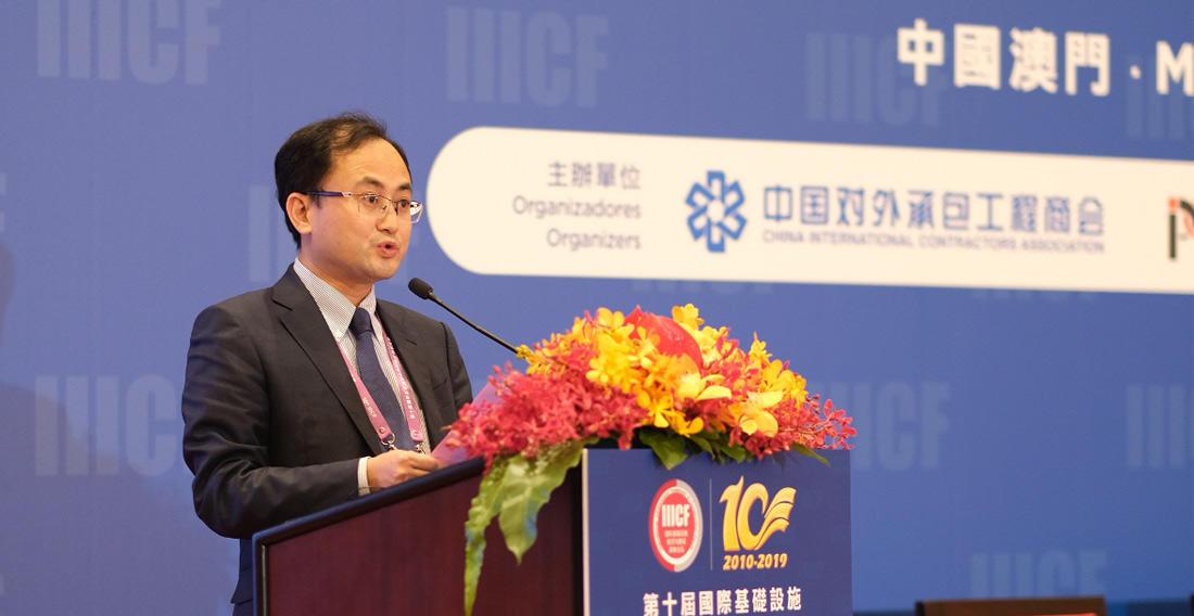 沃爾沃建筑設備中國大區代理總裁黃政